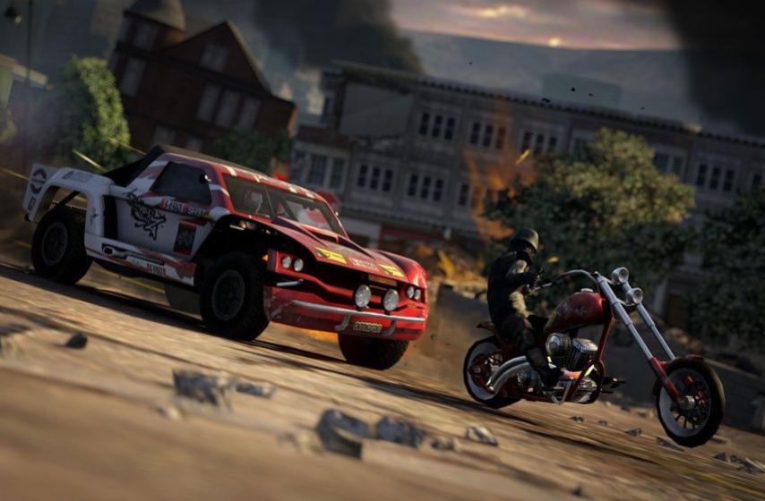 MotorStorm Apocalypse получит демку и дополнения