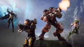 Для Anthem вышло крупное обновление: теперь экипировку можно менять во время миссии