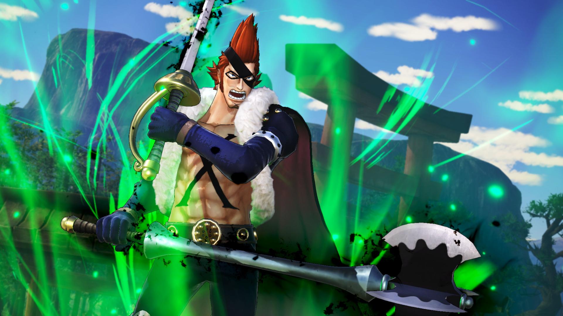 Авторы One Piece: Pirate Warriors4 представили трейлер X Дрейка