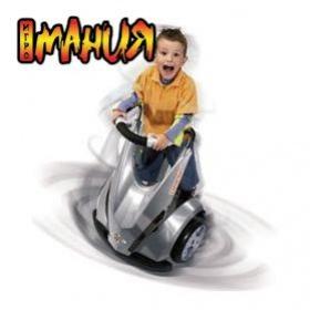 Детский скутер