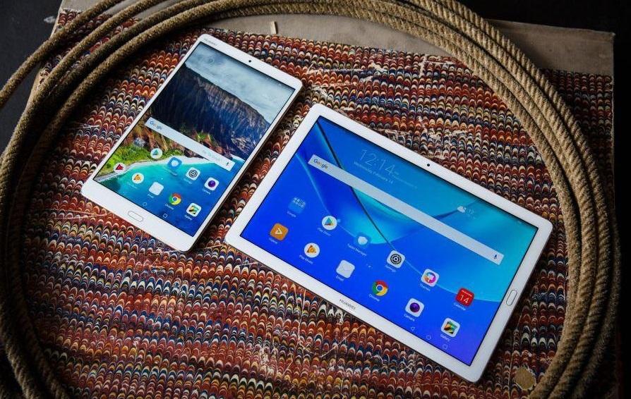 Huawei представила новые флагманские планшеты