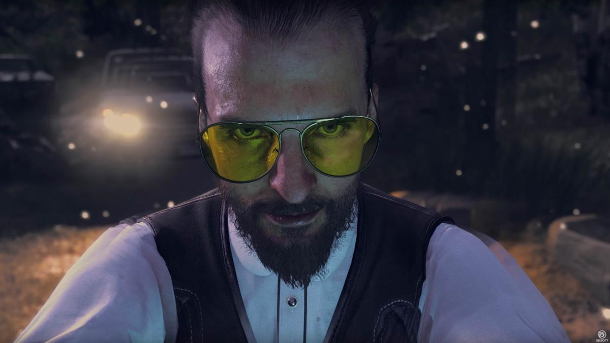 Far Cry5 можно пройти за десять минут (спойлеры)