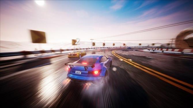 РС-версия Dangerous Driving выйдет только в Epic Games Store