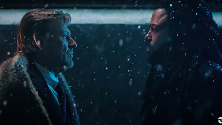 Премьера второго сезона «Сквозь снег» состоится25 января
