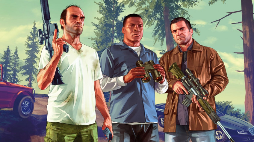 Отчёт Take-Two: продажи Grand Theft Auto V, Red Dead Redemption2 и не только