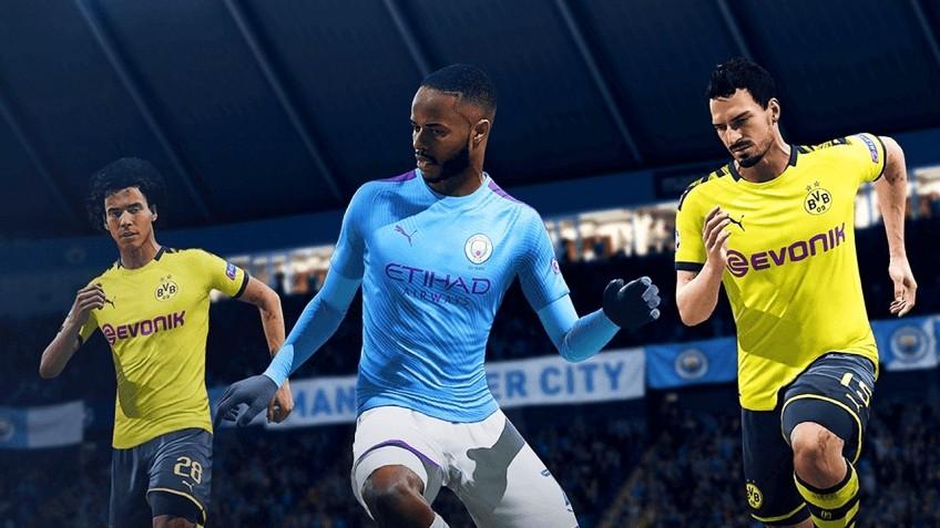 Энтузиасты сравнили графику FIFA 20 и FIFA19