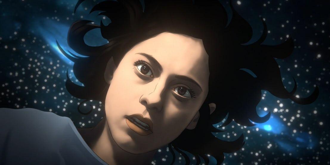 Роза Салазар и Боб Оденкёрк в официальном трейлере мультсериала Undone