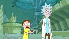 Первые кадры четвёртого сезона «Рика и Морти»
