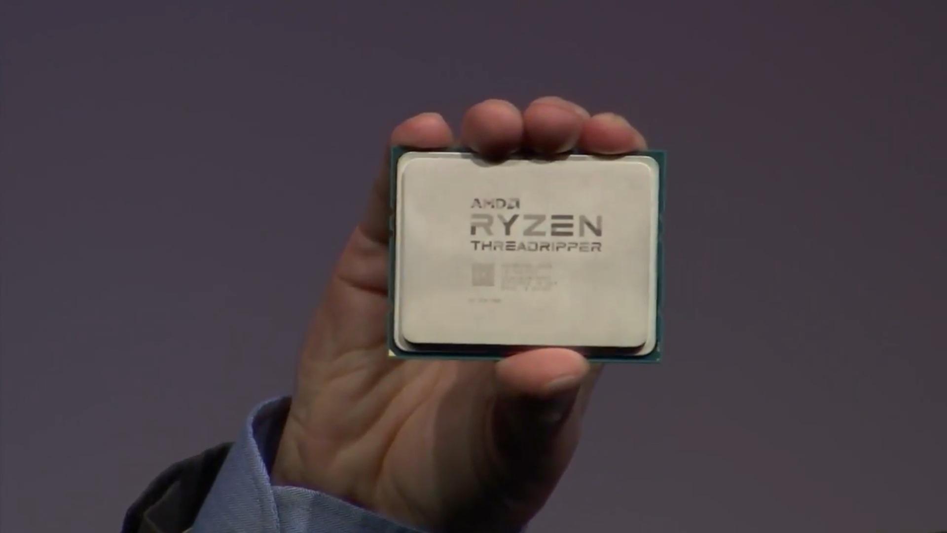 VideoCardz: AMD Threadripper 3000 покажут7 ноября