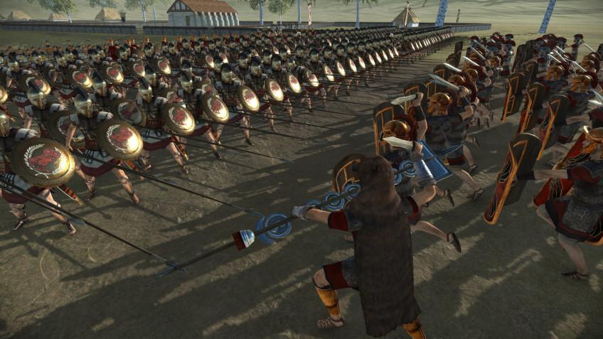 Представлены требования ремастера Total War: Rome
