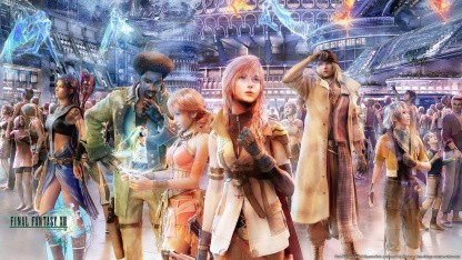 Final Fantasy XIII, Breathedge, Craftopia — среди новинок Xbox Game Pass