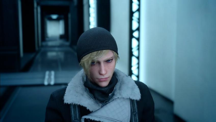 Авторы Final Fantasy 15 показали геймплейный ролик за Промпто