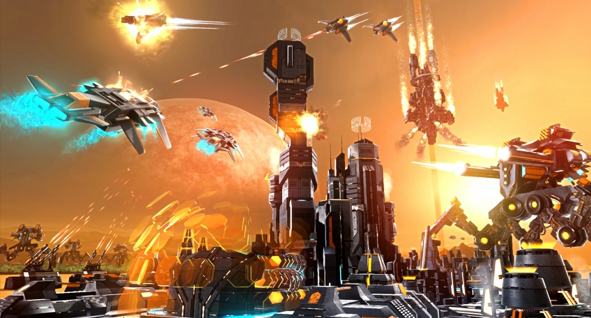 Создатели стратегии Etherium рассказали о режиме захвата галактики