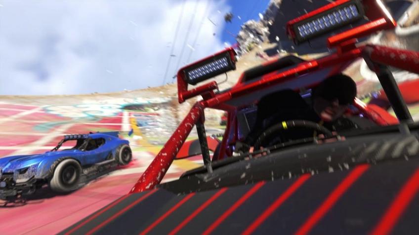 В новом трейлере Onrush показаны виды машин