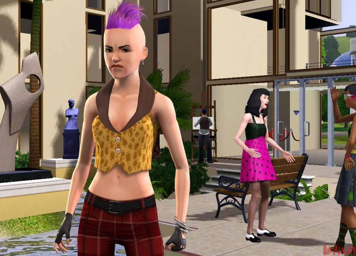 The Sims3 сдает позиции