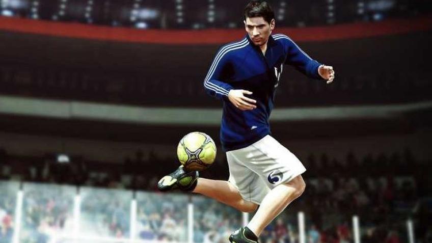 Лионель Месси теперь играет за Electronic Arts