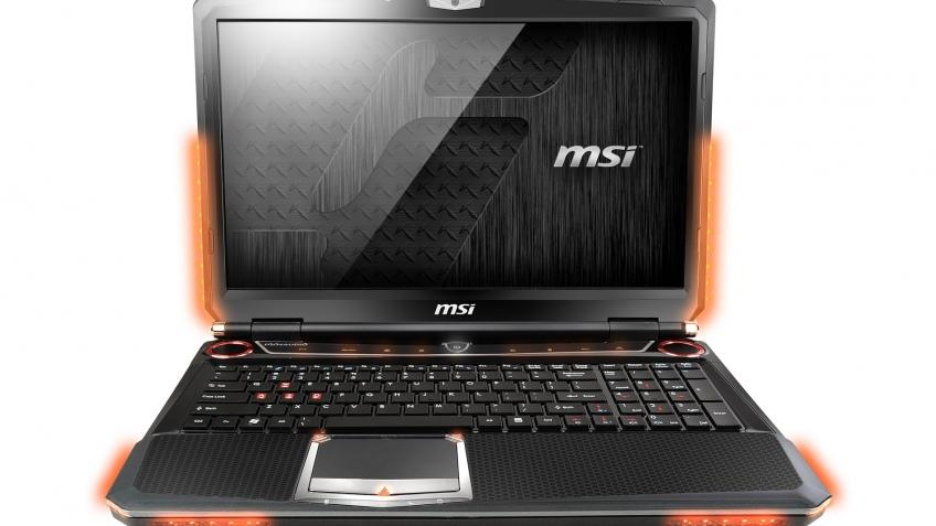 MSI представила мощные игровые ноутбуки