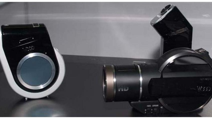 Blu-ray камкордер от Hitachi