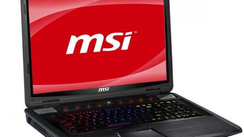 Игровые ноутбуки MSI с клавиатурами SteelSeries — скоро в продаже