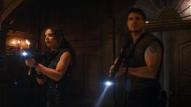 Крис, Джилл, Брэд и Альберт Вескер на новом кадре экранизации Resident Evil