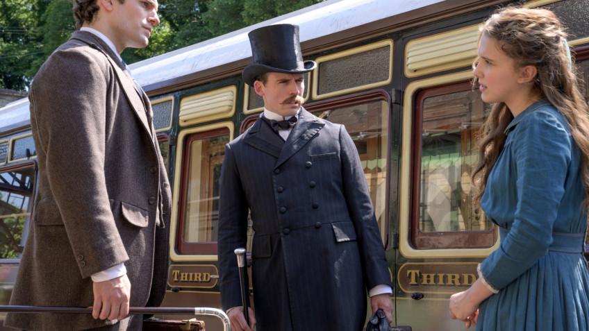 Наследники Артура Конана Дойла судятся с Netflix из-за «Энолы Холмс»