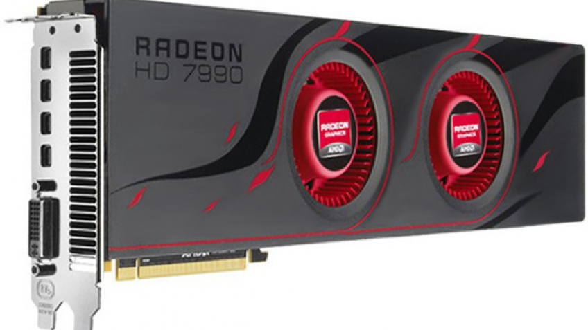 Заметка на полях: Radeon HD 7990 может появиться уже в июле