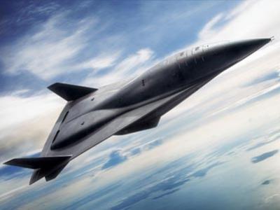 Самолет-шпион с возможностью подзарядки от ЛЭП
