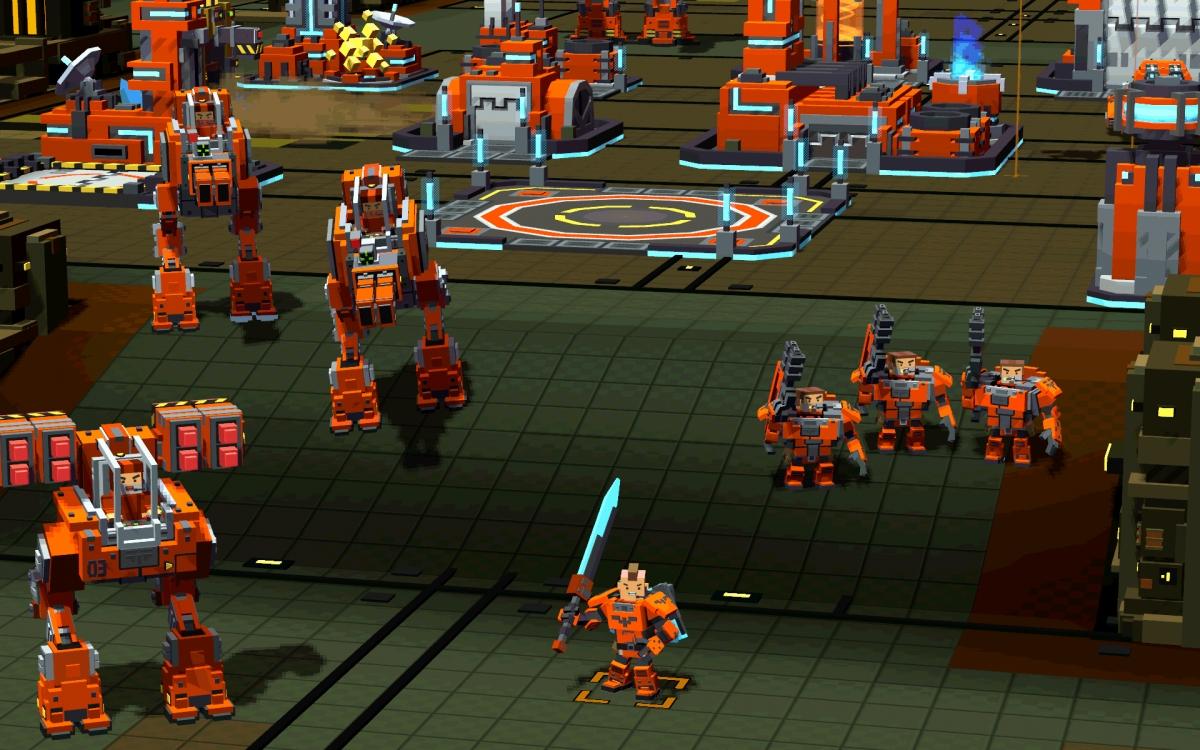 8-bit Invaders собирается на консоли