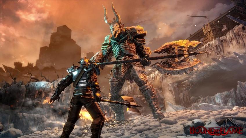 В Bound by Flame и еще две игры теперь можно сыграть на Xbox One