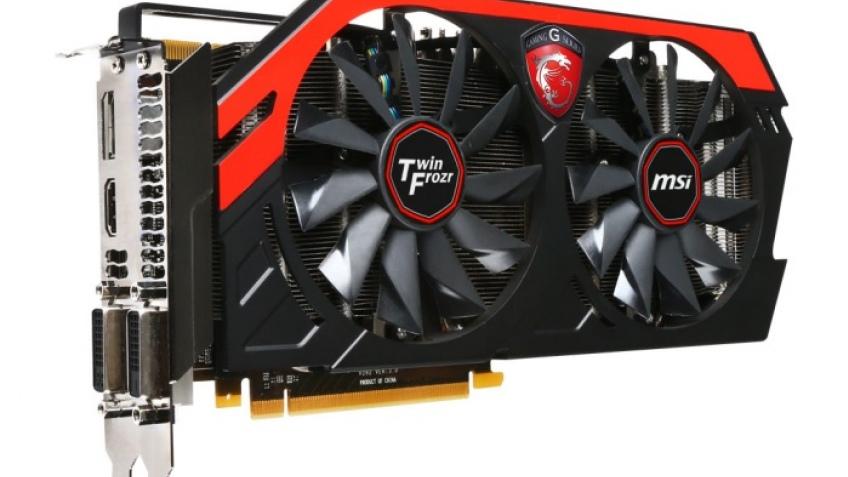 MSI представила GeForce GTX 770 Gaming с 4 ГБ памяти