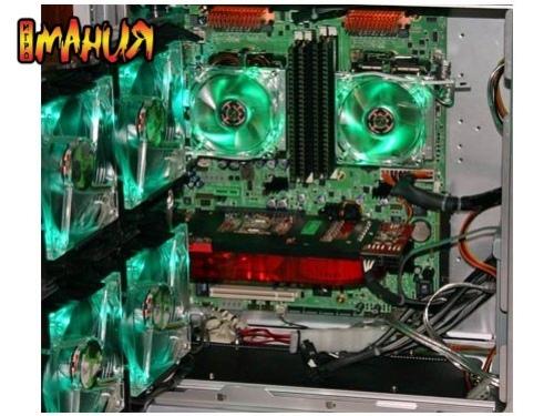 AMD наращивает обороты