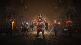 Diablo Immortal перенесли на первую половину 2022 года