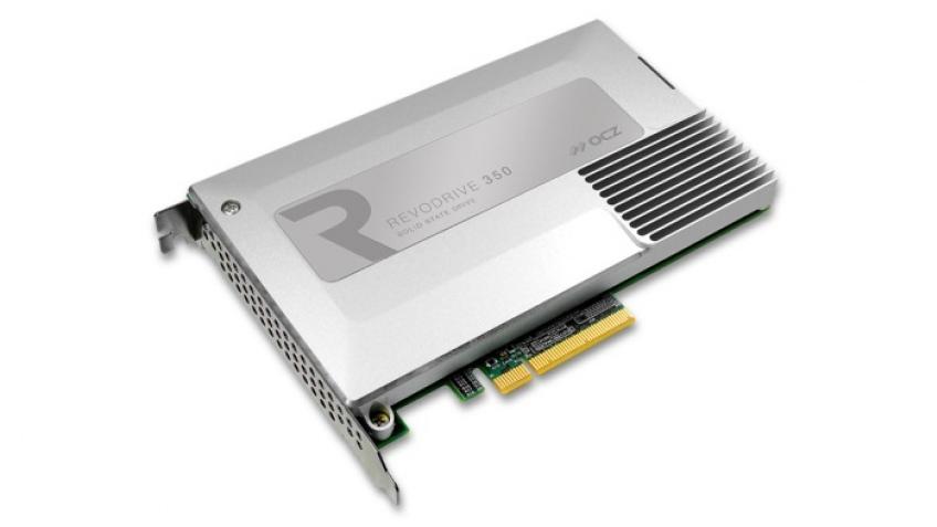 OCZ RevoDrive 350: SSD в виде карты расширения PCIe