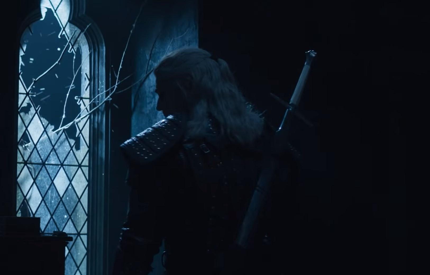 Netflix показал тизер «Ведьмака» перед трейлером с датой премьеры