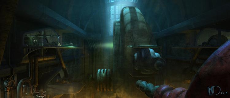 Экранизация Bioshock задумывалась как мрачный и жестокий пересказ событий игры