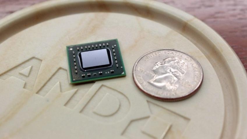 AMD обновила младшую линейку процессоров Fusion