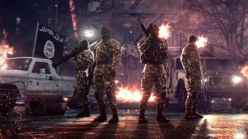 Новая игра от создателей Hatred предложит расстрелять террористов из ИГИЛ