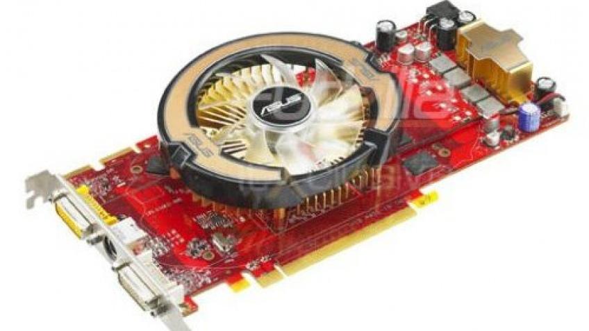 ASUS разогнала Radeon HD 3800