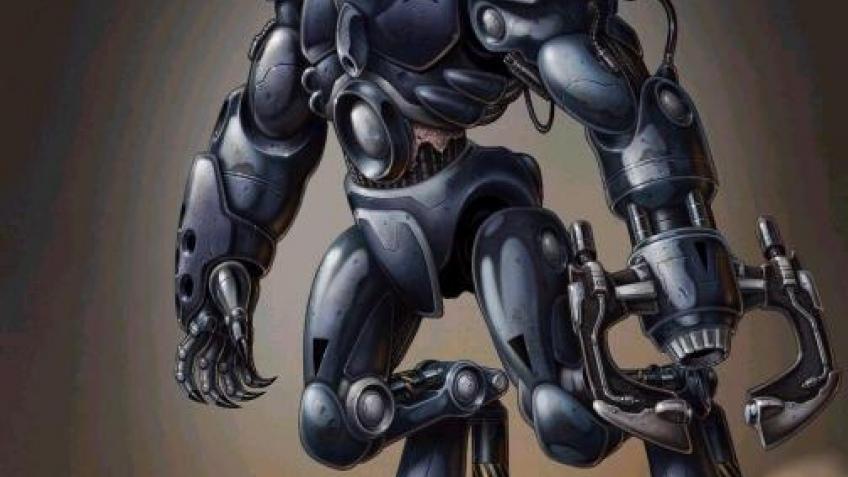 Сырые картинки Quake 4