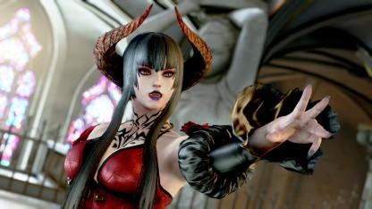 «Бонусная» вампирша Элиза превратится в DLC для Tekken 7