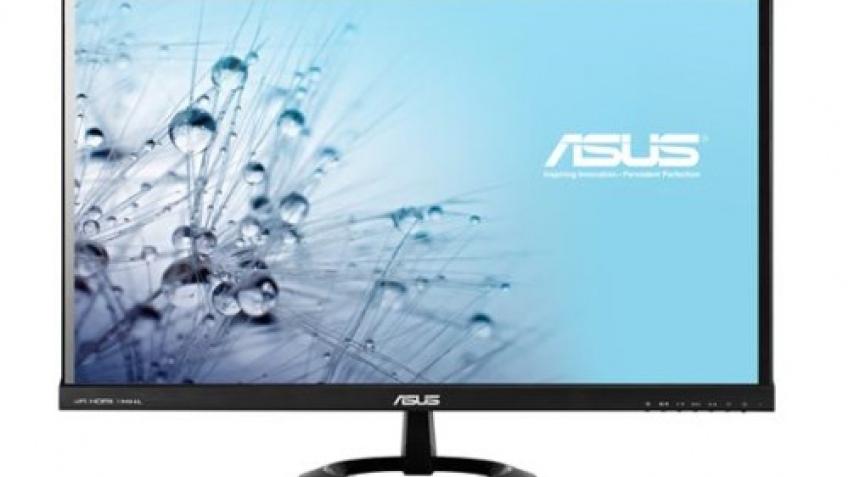 ASUS выпустила 27-дюймовый монитор VX279H
