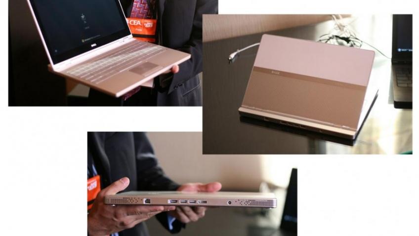CES 2009: Dell представила Adamo