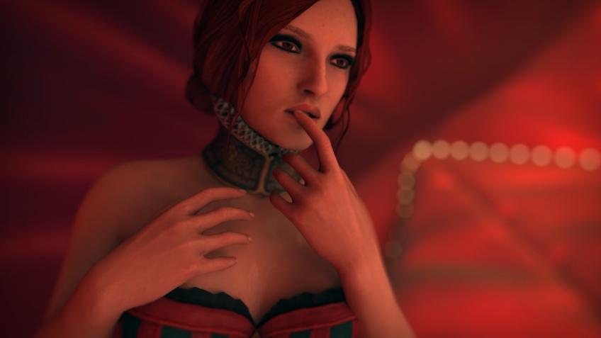 Эротичные сцены из игр