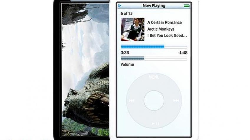 На подходе новый iPod