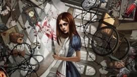 Американ Макги всё ещё работает над Alice: Asylum