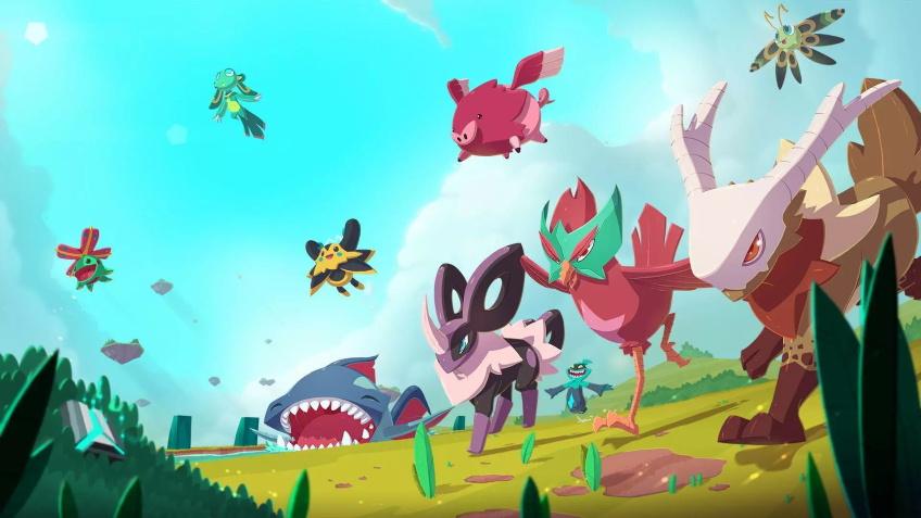 Разработчики Temtem поделились подробностями версии для PlayStation5