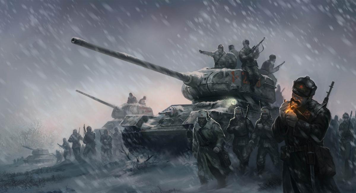 До 10 декабря в Steam бесплатно раздают Company of Heroes2