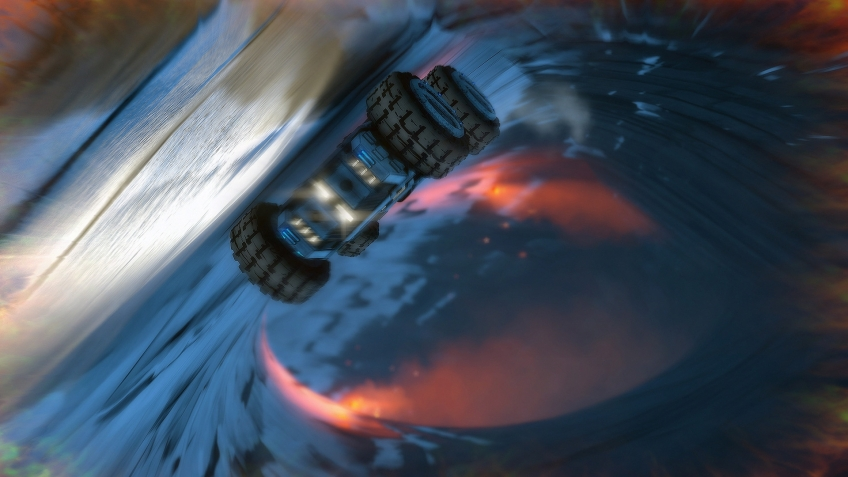 GRIP: Combat Racing покинула ранний доступ