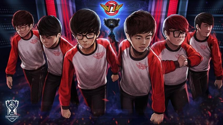 Лучшими из лучших в League of Legends стали корейцы