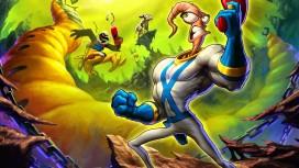 Авторы оригинальных Earthworm Jim работают над новой частью